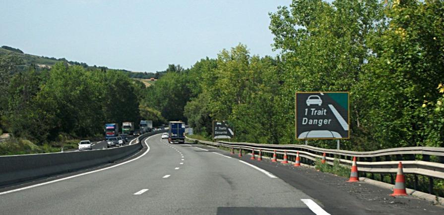 Distance de sécurité sur la route, une faille juridique