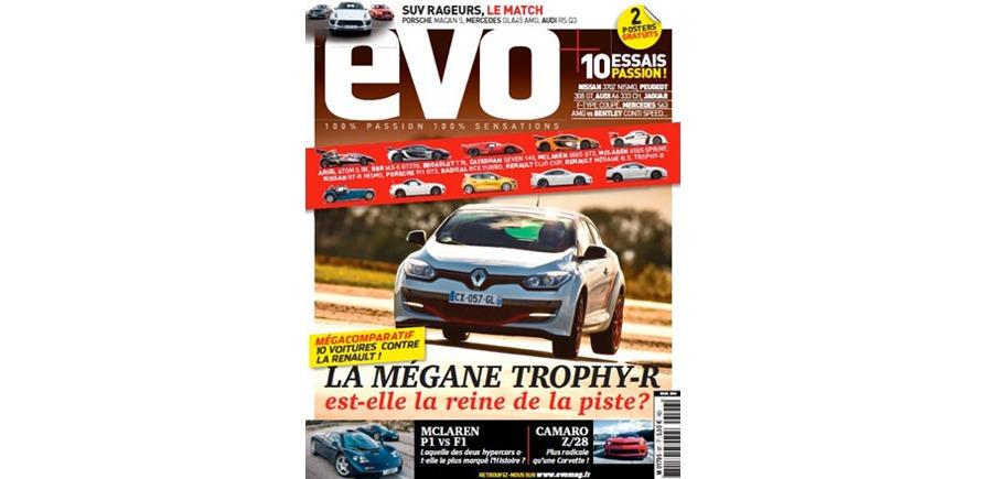 """Magazine EVO : """"Tout est relatif"""" par Maitre Dufour"""