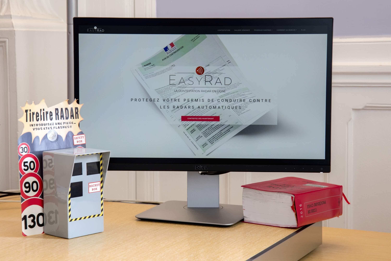 EasyRad contestations PV