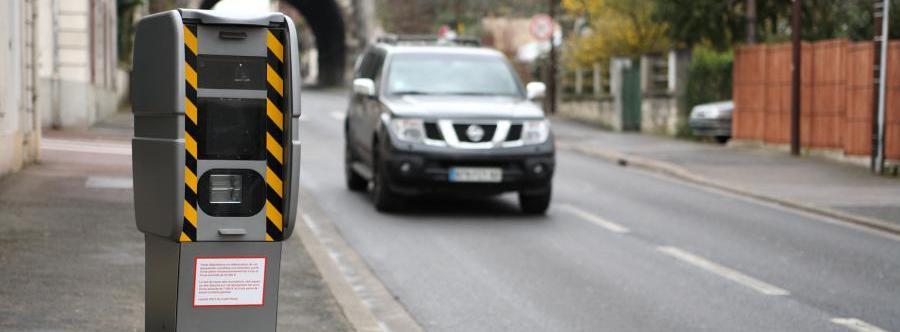 Vers la suppression de l'amende pour un excès de vitesse de moins de 10 km/h