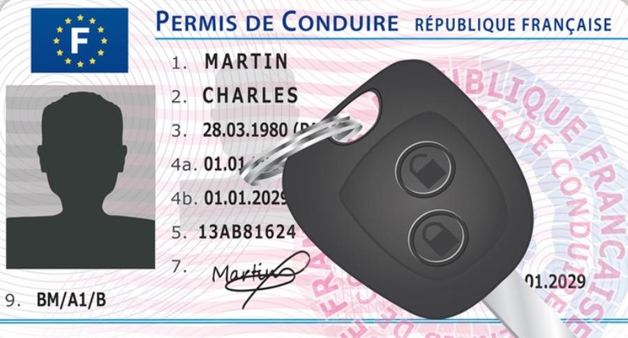 Les frais de présentation du permis de conduire supprimés !