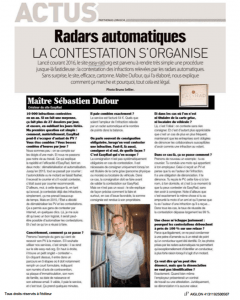 Interview radar maitre dufour